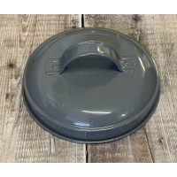 Garlic Storage Tin Lid